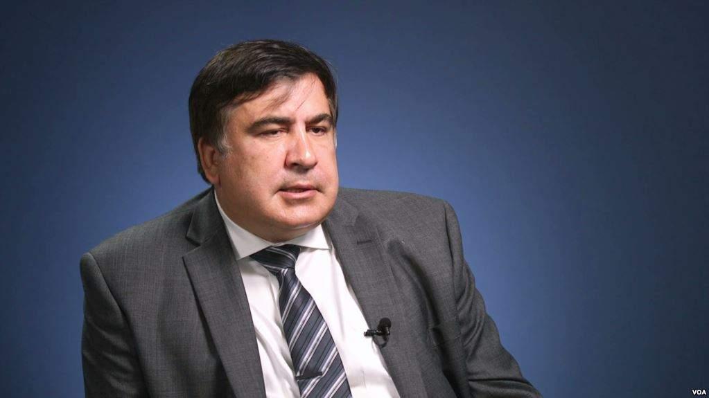 Саакашвили: «Вы представляете, как их ненавидят?» (видео)