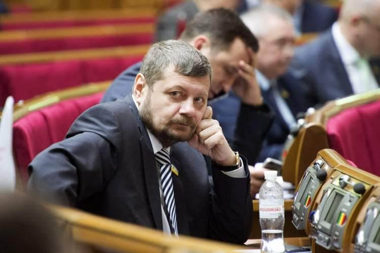 Мосийчук: Саакашвили пытается сделать украинский парламент марионеткой в руках президента