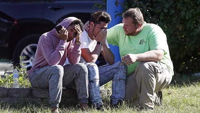 В США неизвестный открыл стрельбу на территории бизнес-парка: есть жертвы