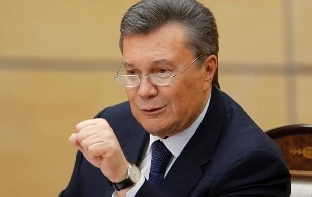 Россия продлила срок действия политического убежища для Януковича