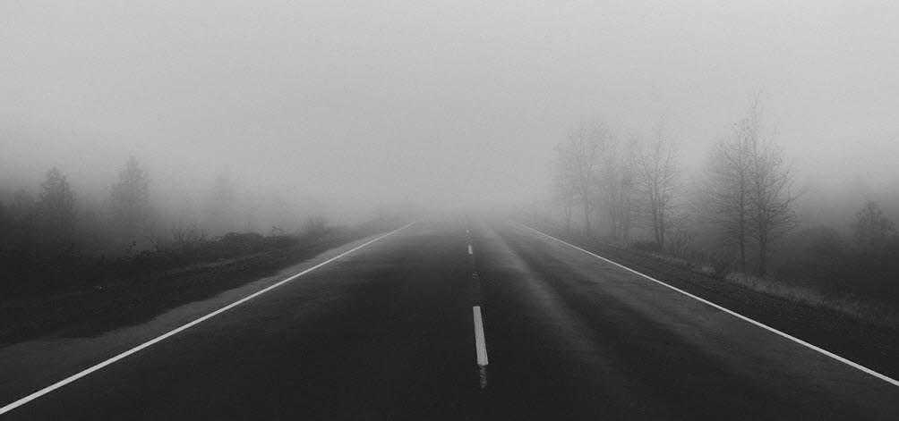 Завтра всю территорию Украины накроет густой туман
