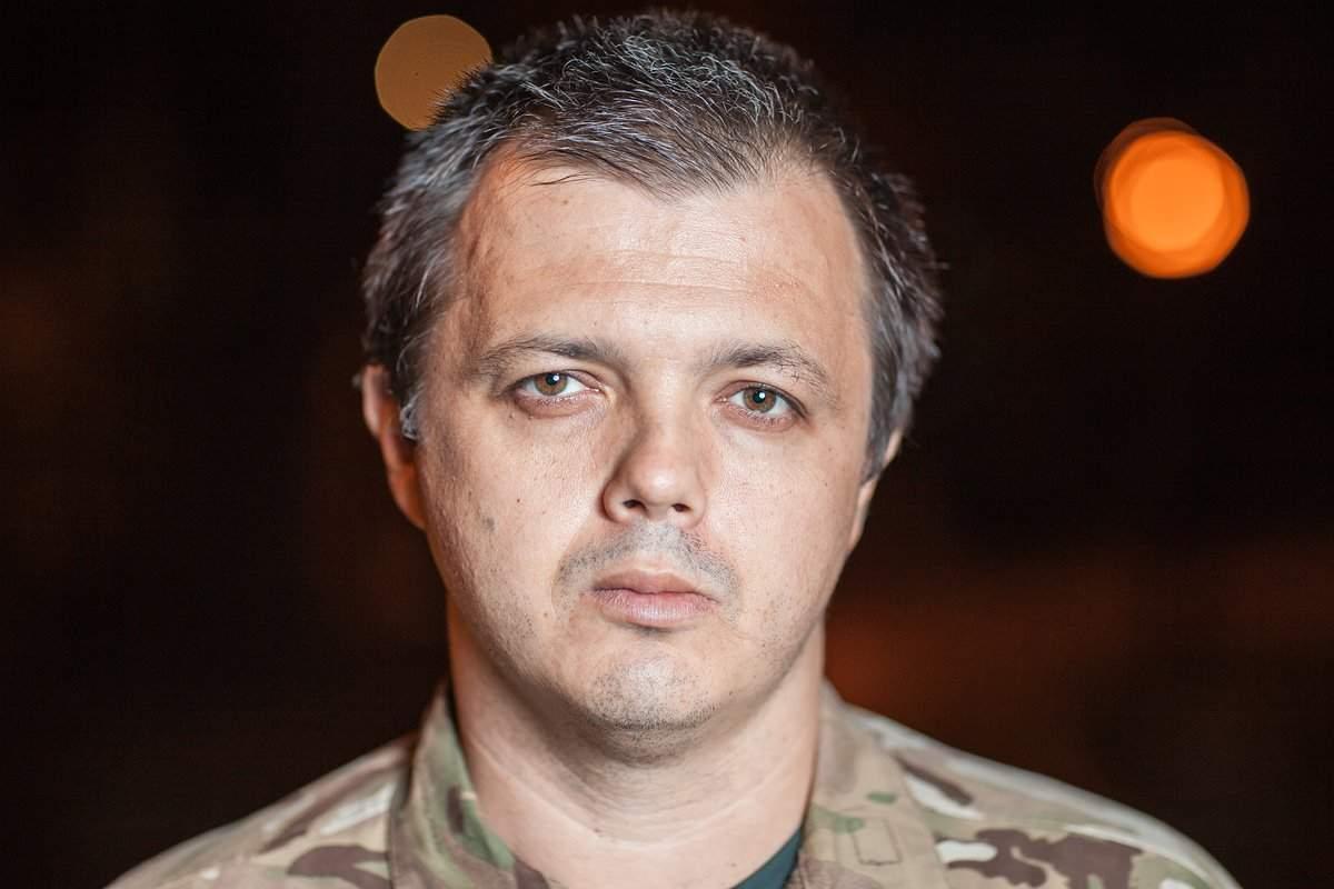 Митинг в Киеве: Семенченко рассказал о кровавых драках, которые не показывает телевиденье (Видео)