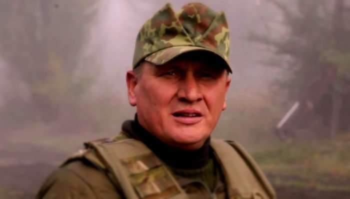 В Киеве за стрельбу был задержан комбат «ОУН» Николай Коханивский
