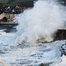 Мощнейший ураган «Брайан» достиг территории Британских островов (фото)