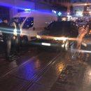 Во Львове «BMW» сбил молодого парня (фото)