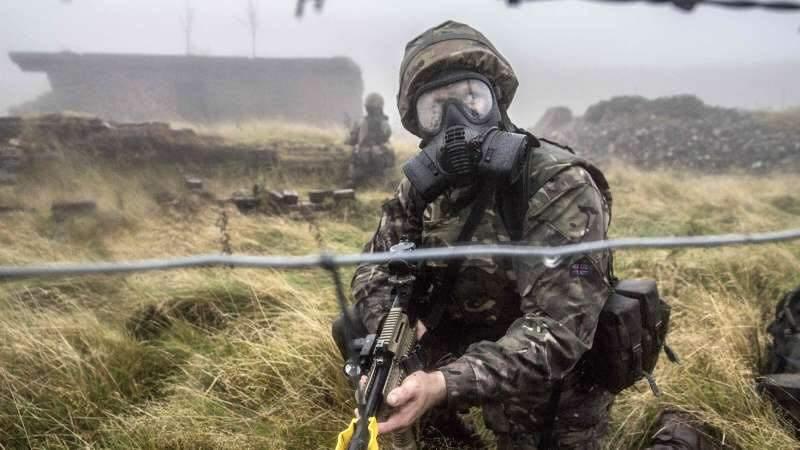 Украинские военные стали вторыми на элитных международных соревнованиях Cambrian Patrol