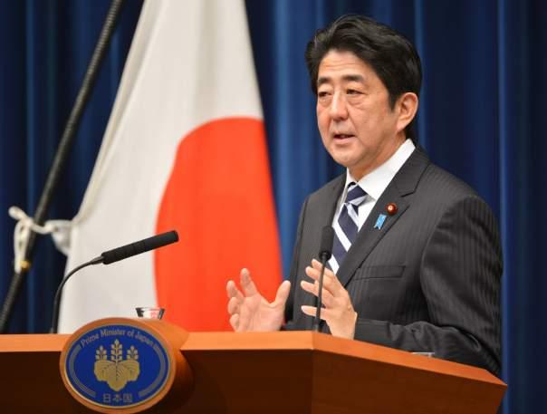 Глава японского правительства намерен жестко действовать в отношении КНДР