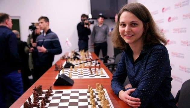 Гройсман поздравил украинскую шахматистку с победой