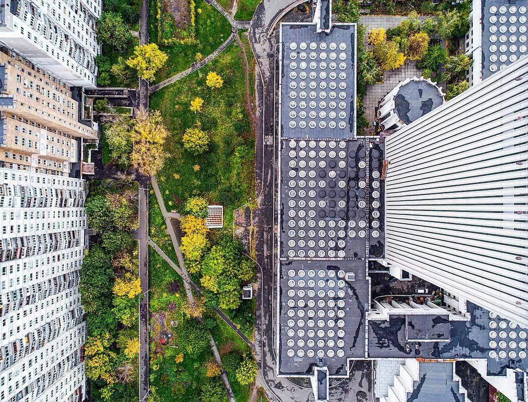 Красочные снимки невероятного Киева (Фото)