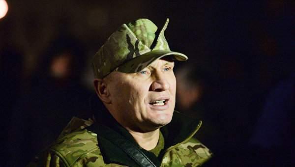 В Киеве соратники Коханивского заблокировали зал заседаний Святошинского райсуда