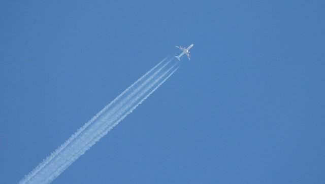 В Мексике из-за ошибки в работе датчика дыма экстренно сел самолёт
