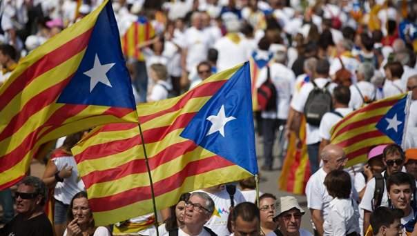 Сенат Испании отреагировал на провозглашение Каталонией независимости