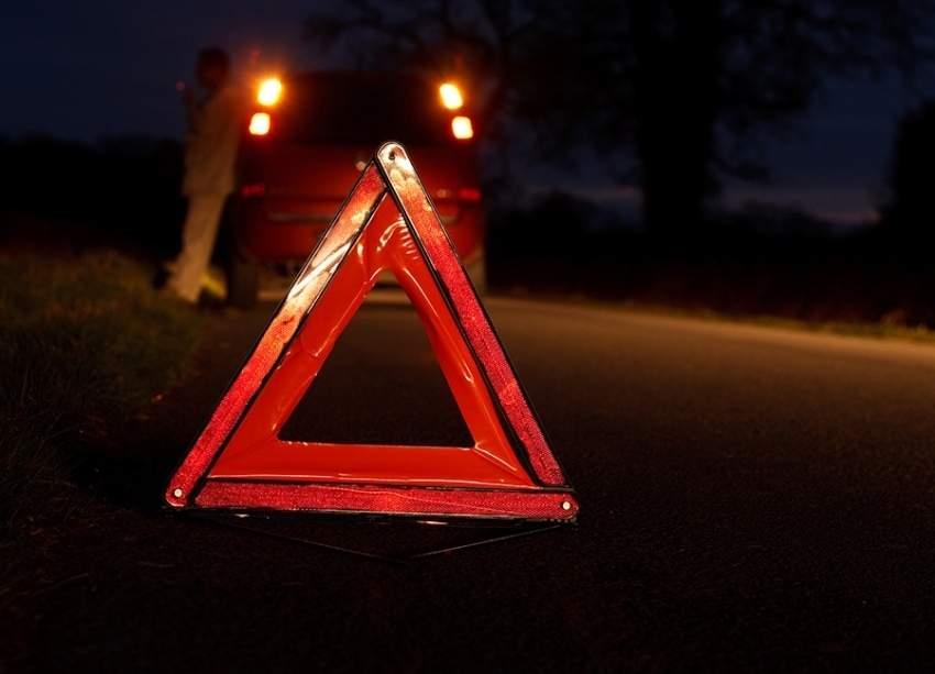 На Львовщине водитель скрылся с места смертельного ДТП