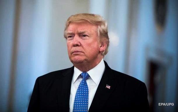 Американские СМИ назвали первого заказчика досье на Дональда Трампа