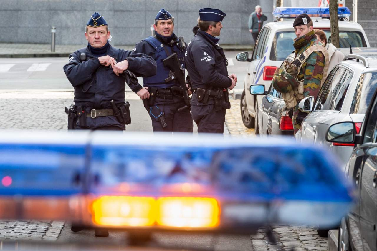 В Брюсселе подралось порядка 100 человек