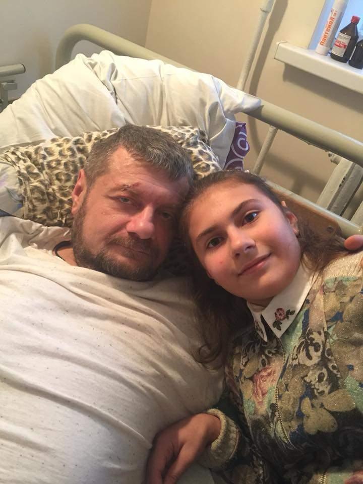 Раненый «радикал» Мосийчук отказался от лечения в Израиле
