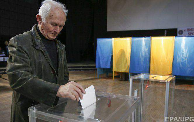 Местные выборы в Украине: БПП лидирует и обвиняет другие фракции в грубых нарушениях