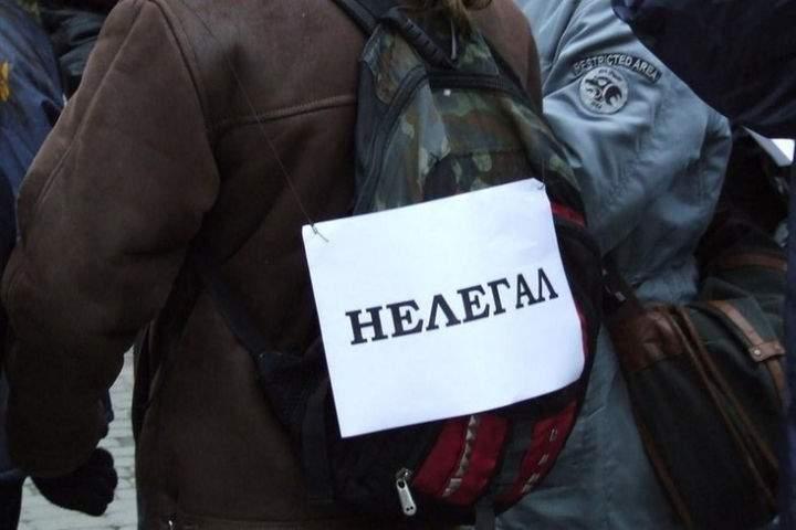 Украинские пограничники задержали группу нелегалов на пути в Европу