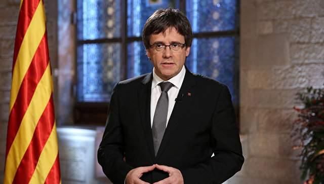 Против экс-главы Каталонии Карлеса Пучдемона было возбуждено уголовное производство