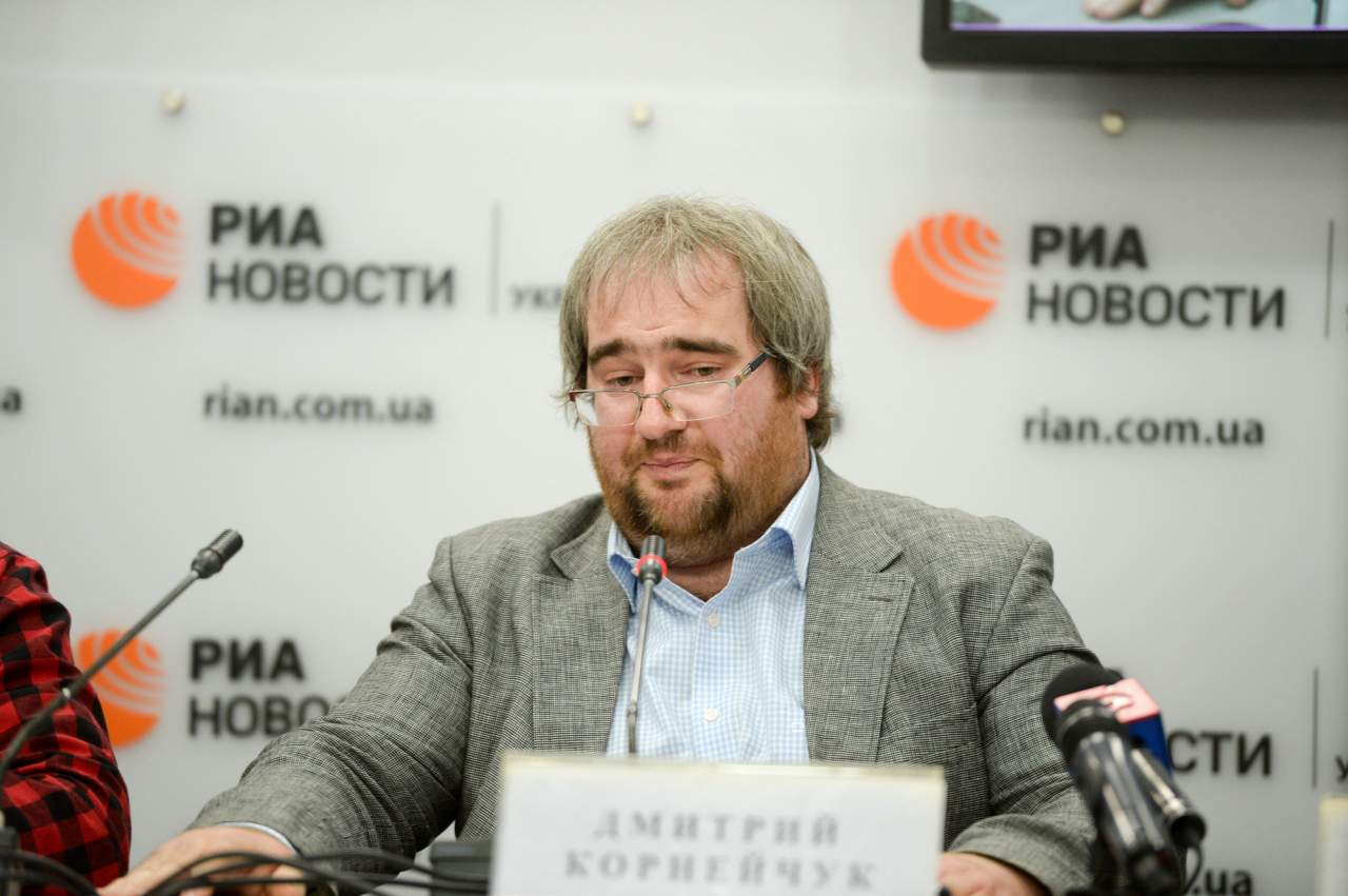 Корнейчук: «Манафорт стал публичной