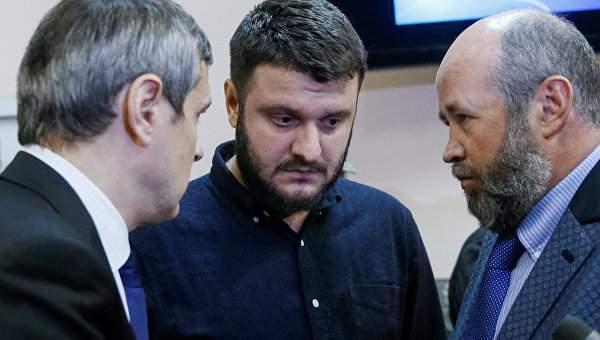 Александр Аваков заявил, что суд над ним - это попытка давления на отца