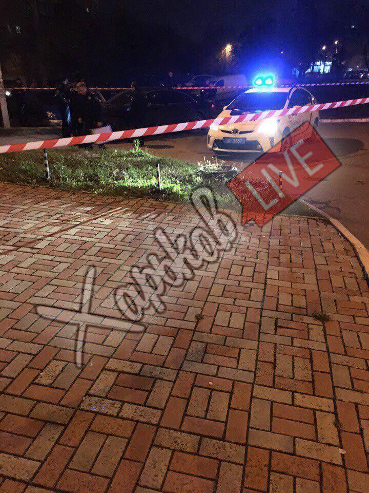 В Харькове киллер расстрелял автомобиль «Audi»: есть погибший (фото)