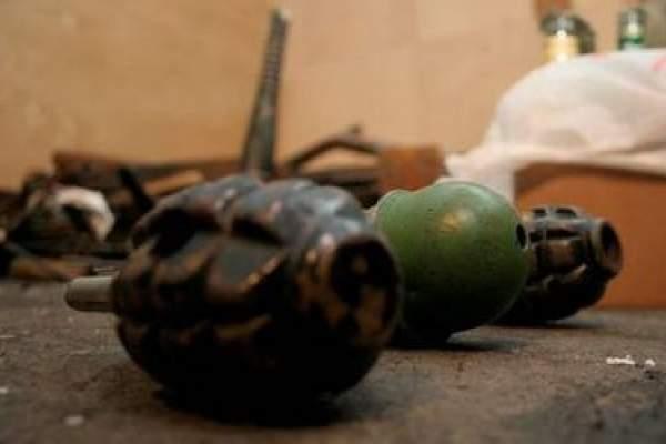 В Ровенской области школьник принес на урок гранату