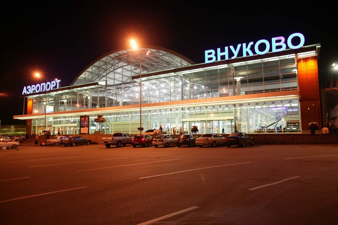 В России горел известный аэропорт