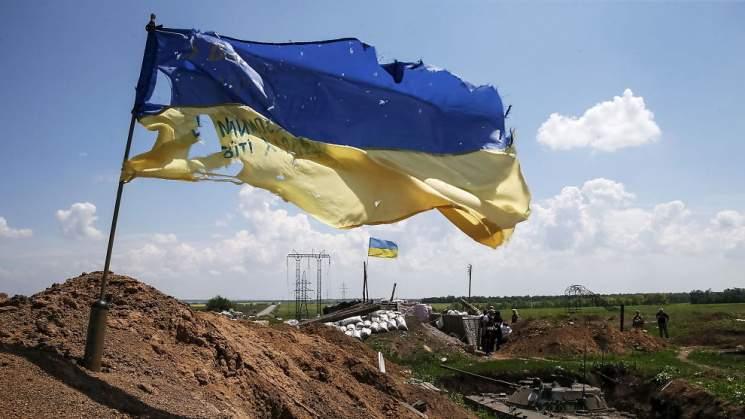 Штаб АТО: на Донбассе на военном складе