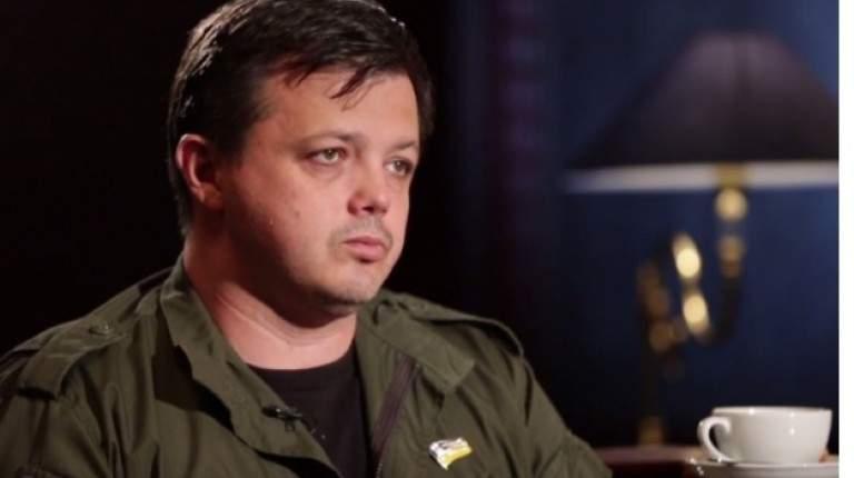 Ставнийчук выдвинула серьёзное обвинение Семенченко