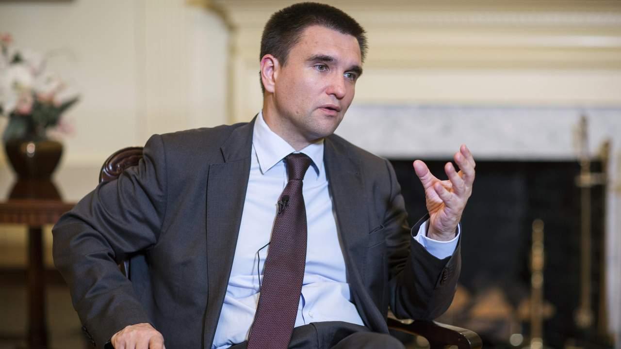 Климкин заявил, что проект резолюции по миротворцам почти готов