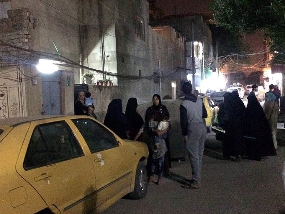 Количество жертв землетрясения в Иране достигло 200 человек