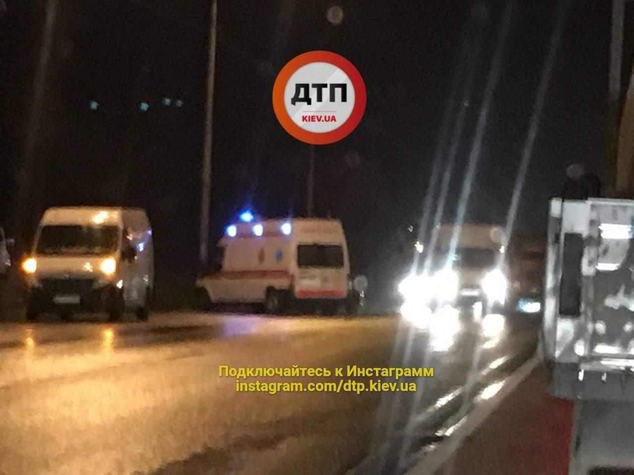 «Пункт назначения»: в Киеве произошло страшное ДТП (фото)