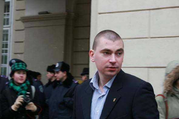 Михальчишин: «Народы-преступники хотят забрать Львов и Вильнюс»