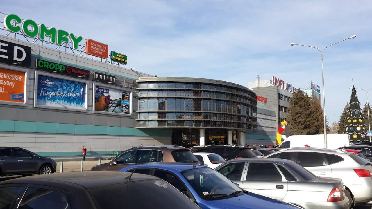 В Одессе мужчина из торгового центра вынес вещи на кругленькую сумму