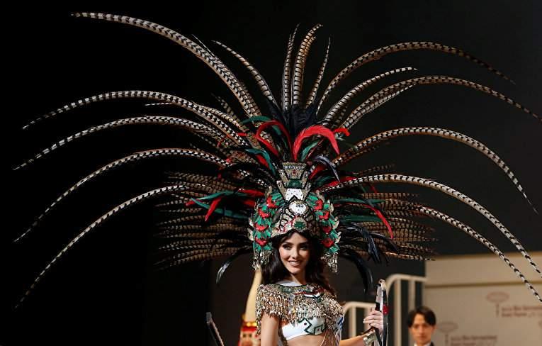 Финал Miss International: Красивые участницы заворожили зрителей (Фото)