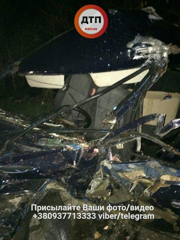 На трассе Николаев-Одесса автобус