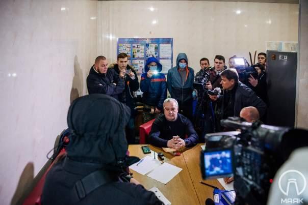 В Одессе продолжается