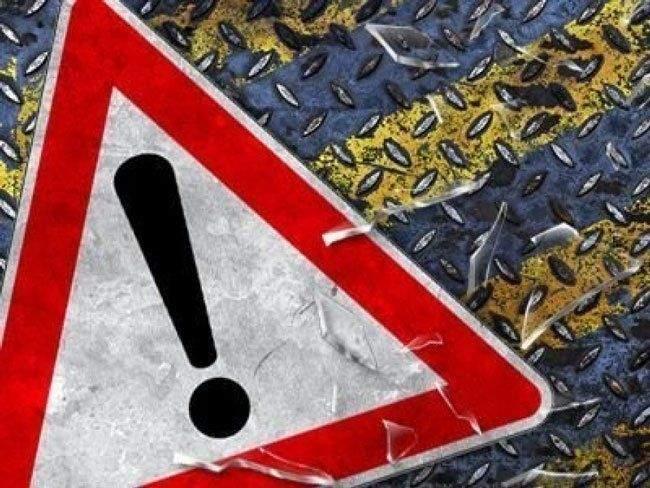 В Киеве произошло тройное ДТП с пострадавшими (Видео)