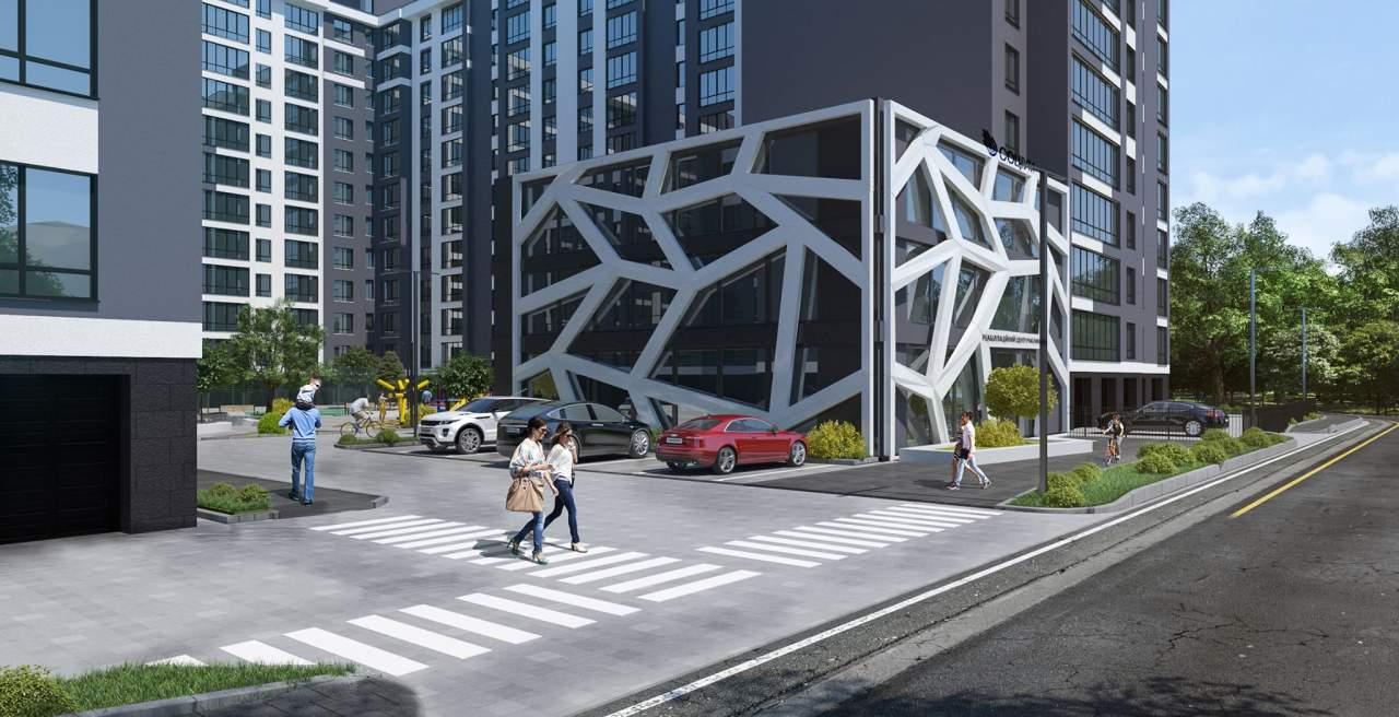 В Киеве дизайнеры разработали восстановительные центры для участников АТО (фото)