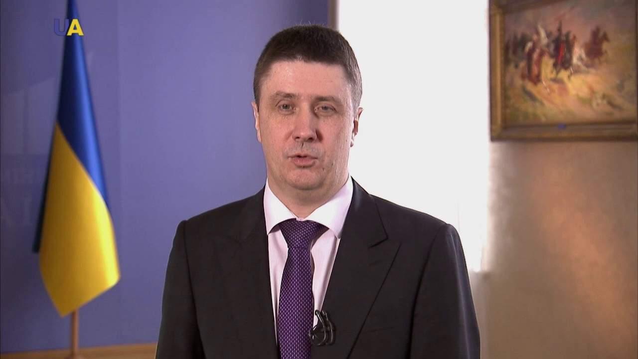 Вице-премьер-министр Украины обвинил Беларусь в лицемерии