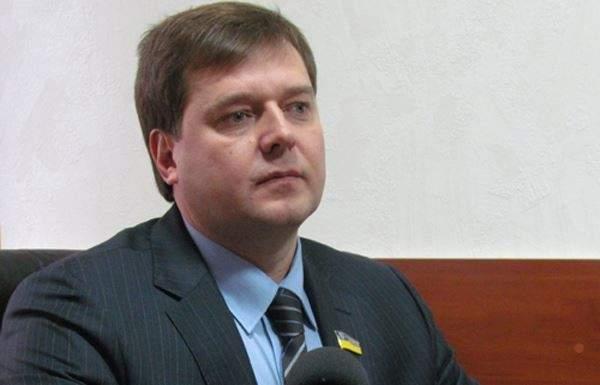 Балицкий утверждает, что не призывал к нарушению территориальной целостности Украины