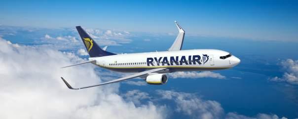 Лоукост Ryanair может вернуться в Украину