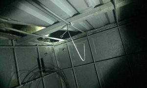 В Каменском бросили взрывчатку в гараж журналиста