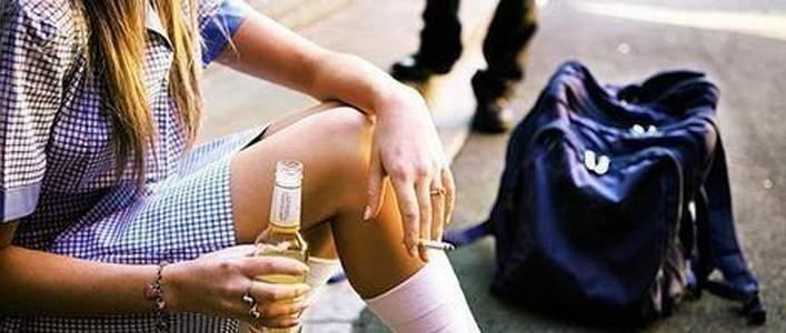 В Кременчуге школьница перепила алкоголя и попала в реанимацию