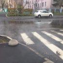 В столице жилой массив Отрадный «затопило» кипятком (фото)