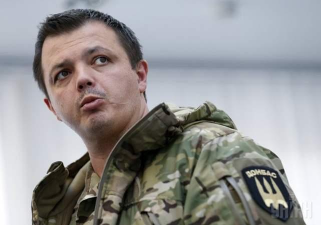 Семенченко заявил, что Россия должна возместить все убытки, которые она нанесла Донбассу