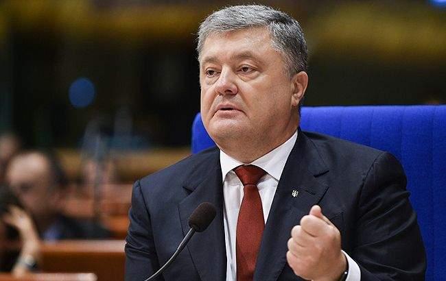 Порошенко созвал СНБО в связи с обострённой ситуацией в Луганске
