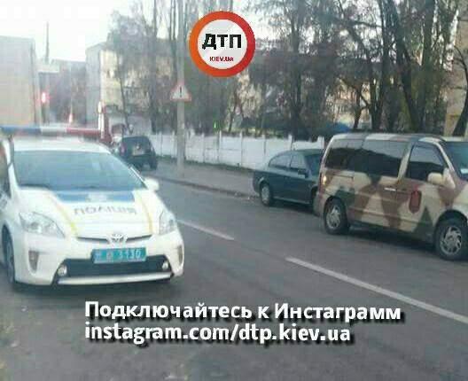 В Киеве полицейские разоблачили