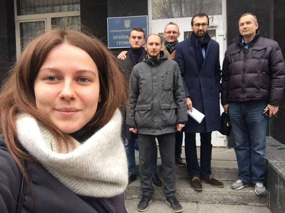 Лещенко решил проконтролировать работу Луценко, который перестал осуществлять прием граждан